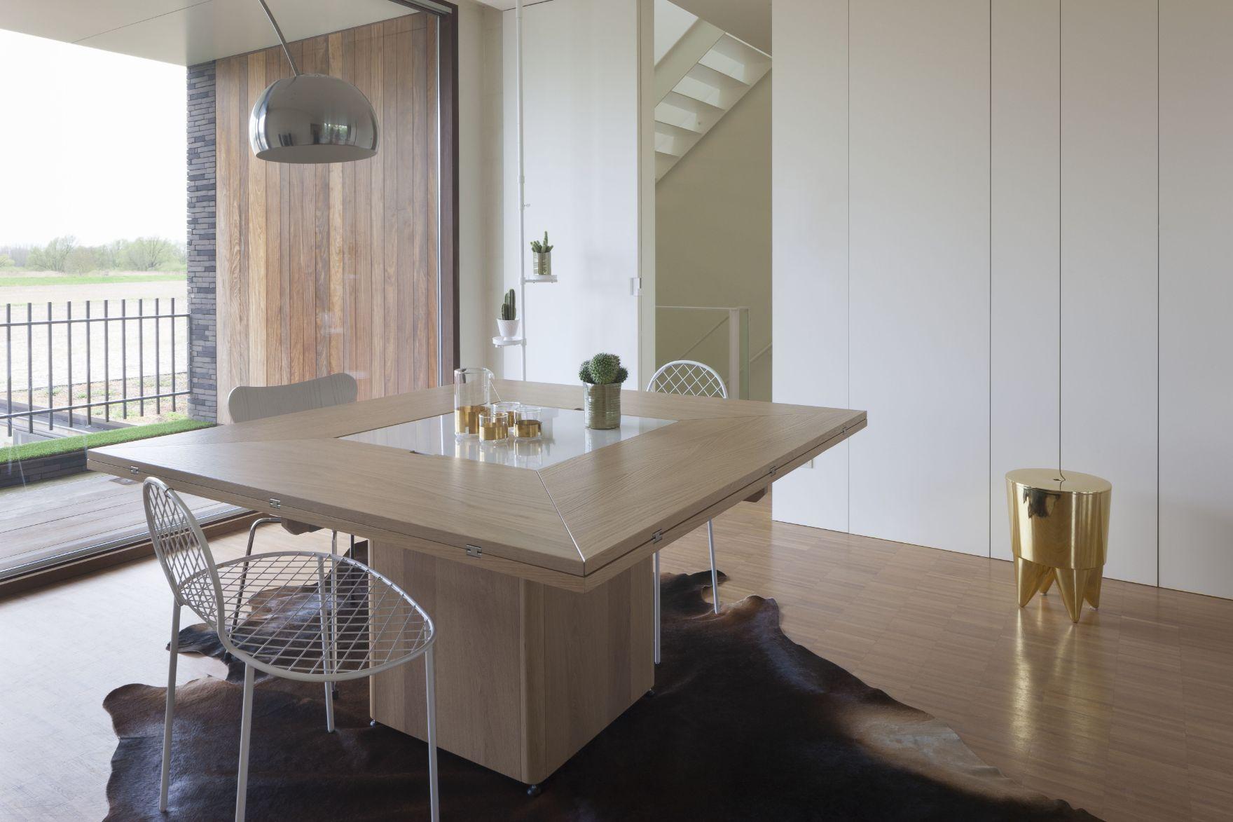 MmooD Cirkante tafel (145 cm - dicht)