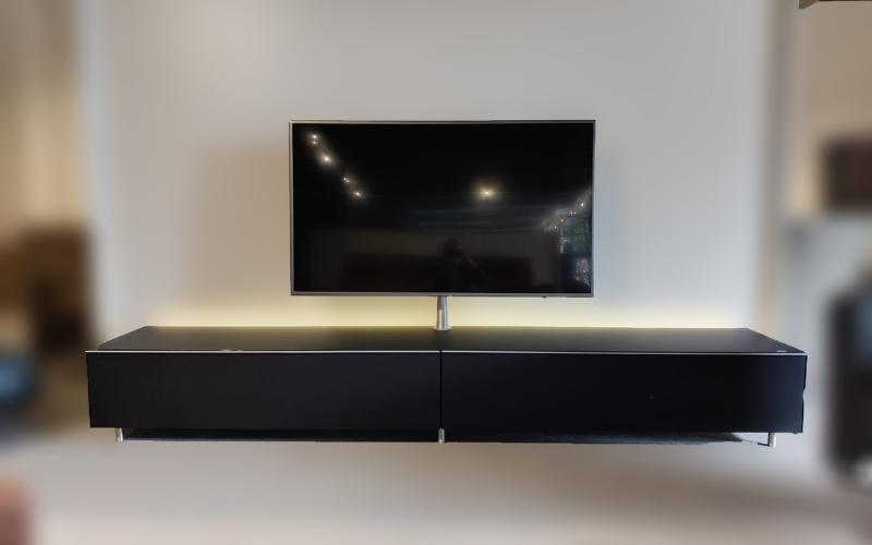 Tv-meubel Spectral incl. geïntegreerd soundsysteem (excl. tv)