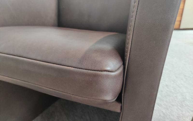 Set van 2 fauteuils Durlet